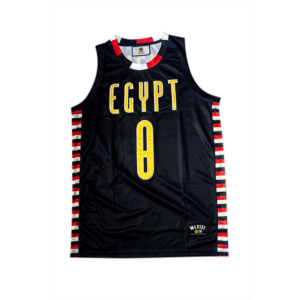 Egypt Basketball Jersey - MiziziShop