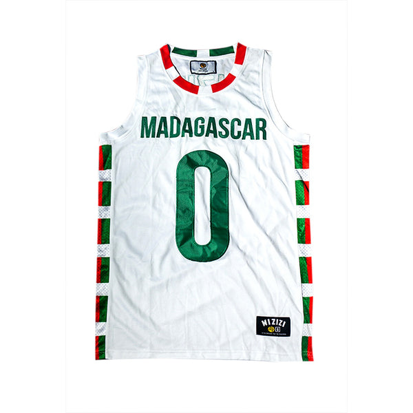Madagascar Basketball Jersey - MiziziShop