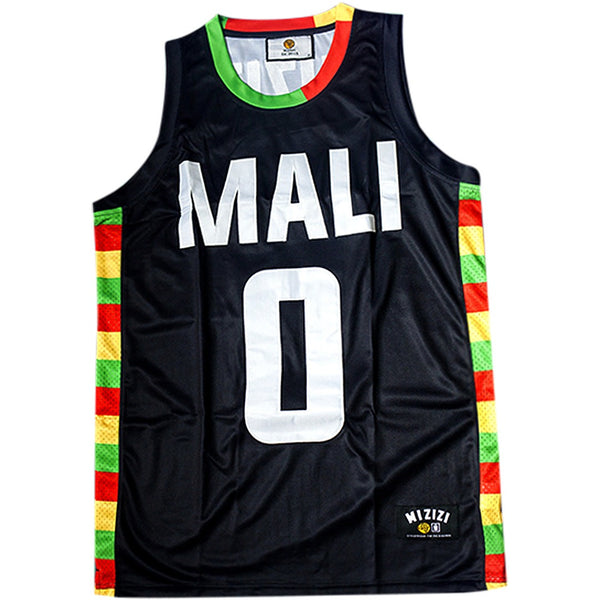 Mali Basketball Jersey - MiziziShop