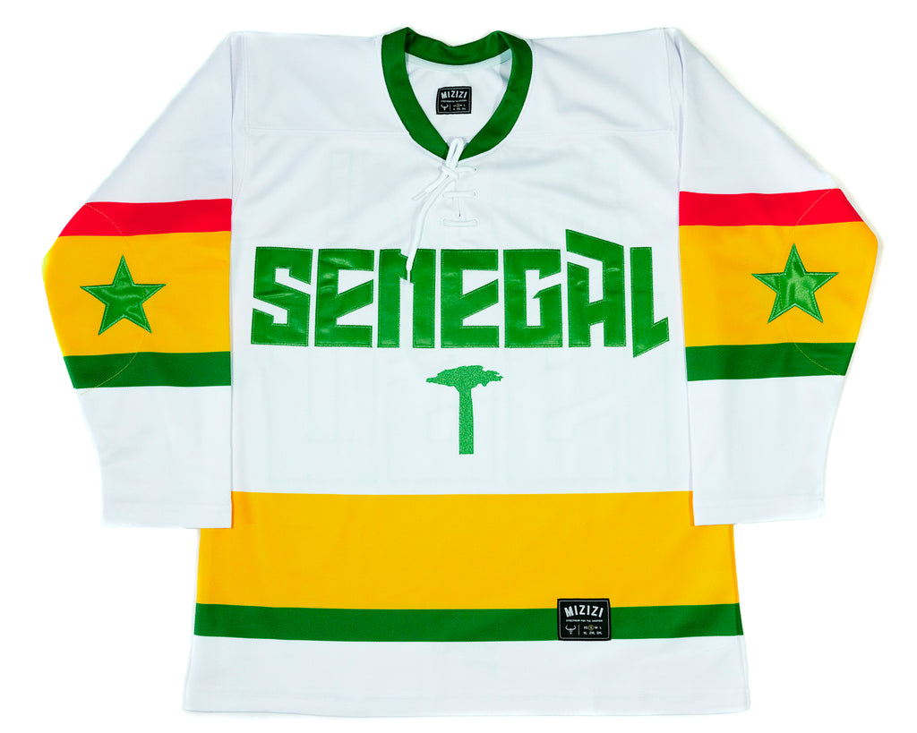 Senegal Hockey Jersey