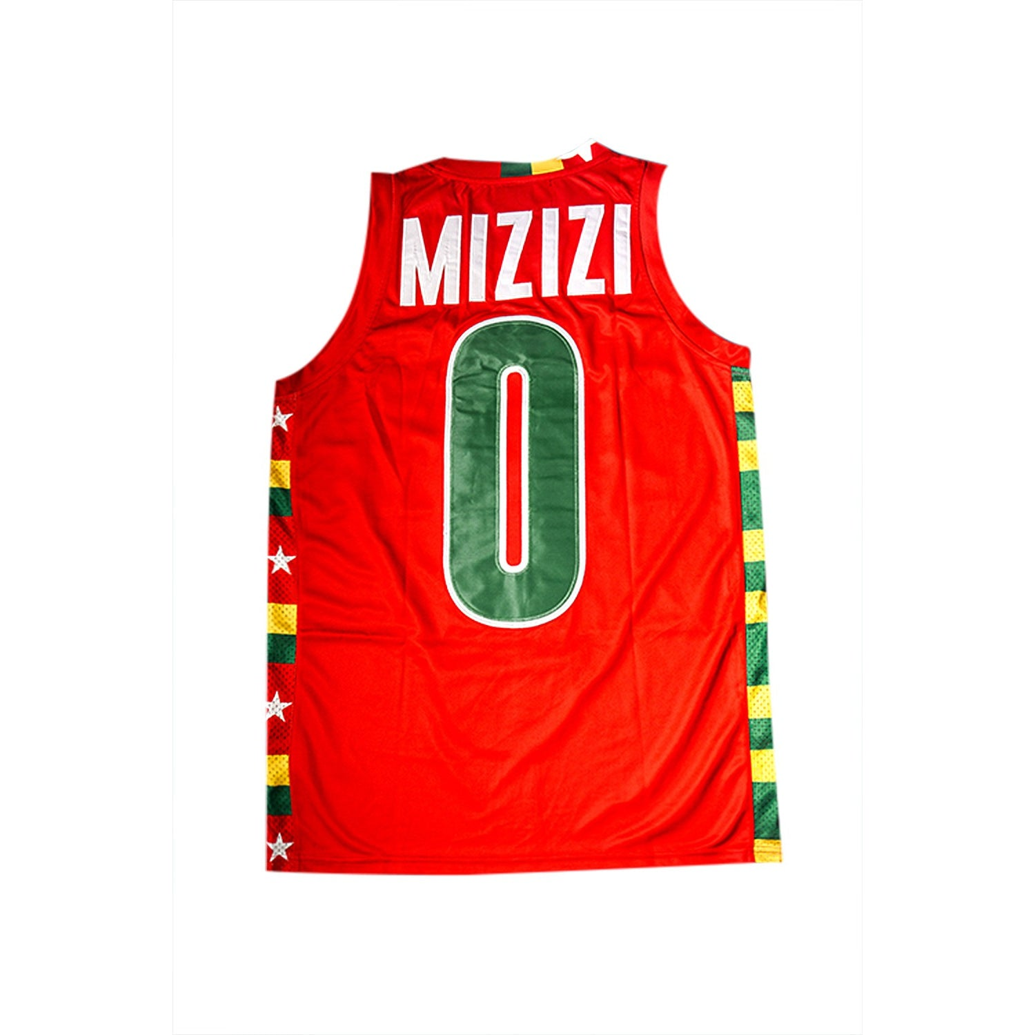 Togo Basketball Jersey - MiziziShop