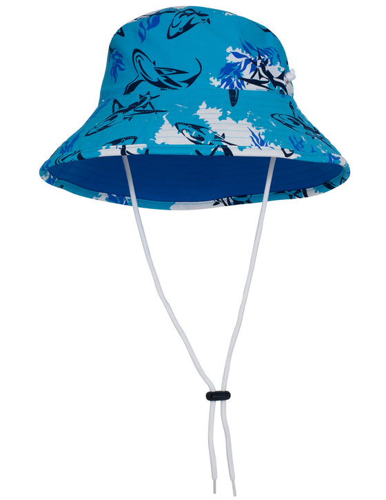 UV50+ Bucket Sun Hat-Laguna