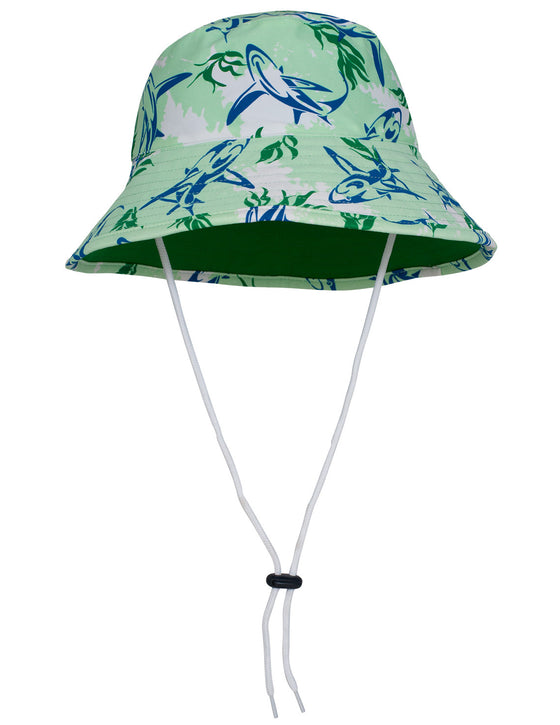 UV50+ Bucket Sun Hat-Verdero Green