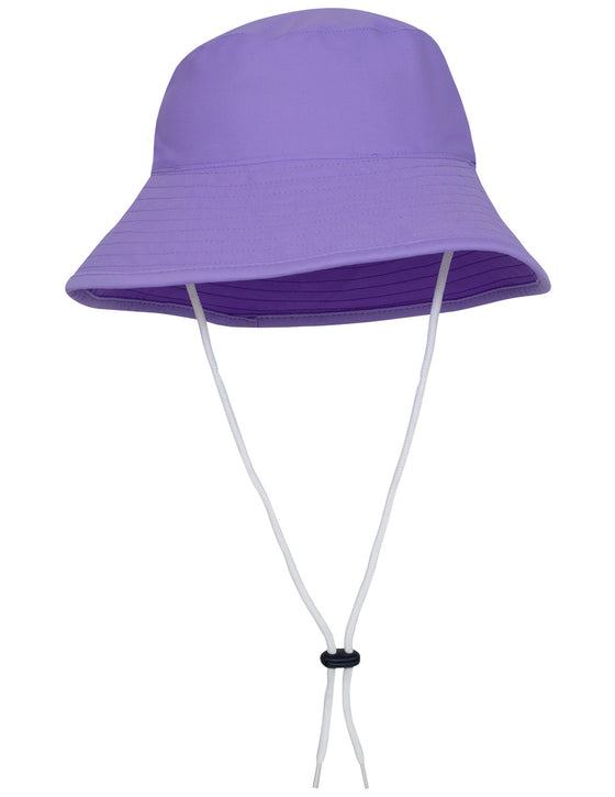 UV50+ Reversible Bucket Sun Hat-Purples