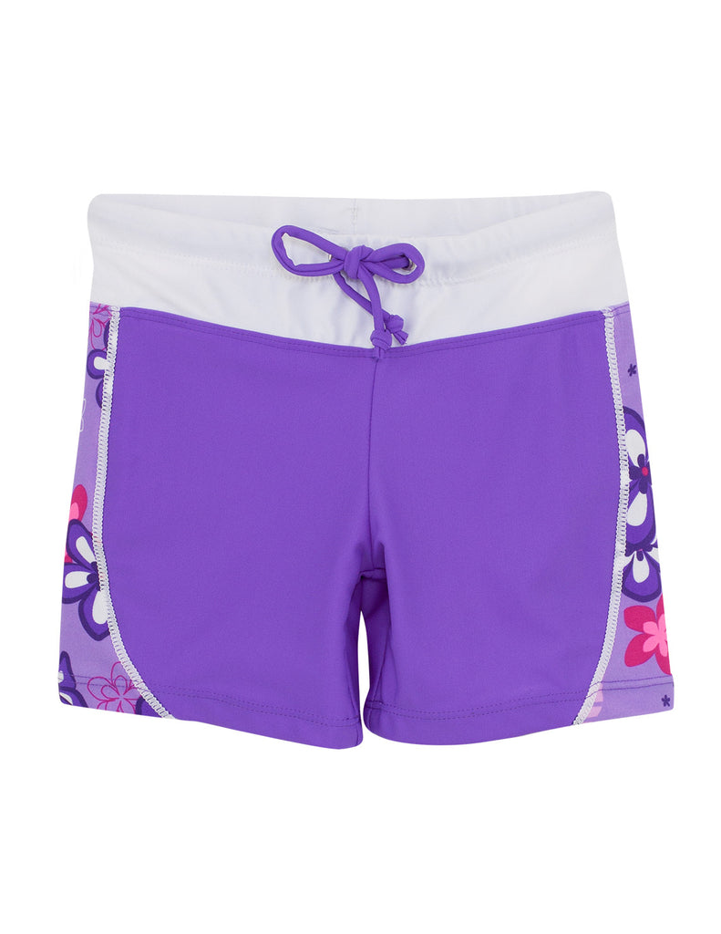 UV50+ Shoreline & Swim Shorts-Violet