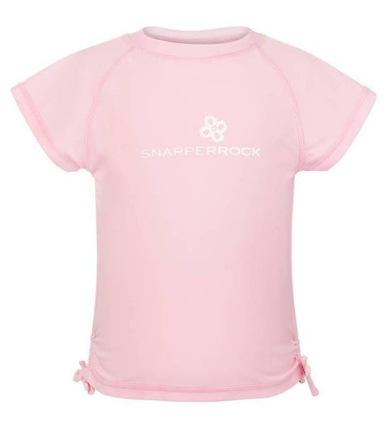 UV50+ Ballet Pink Rash Top