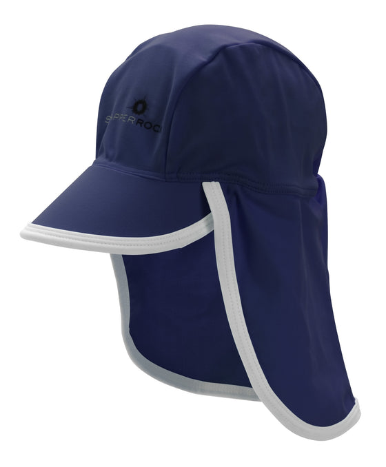 UV50+ Flap Hat- Blue
