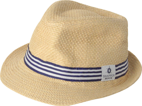 UV50+ Bucket Hat - Navy Fedora