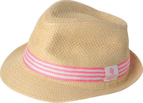 UV50+ Bucket Hat - Pink Fedora