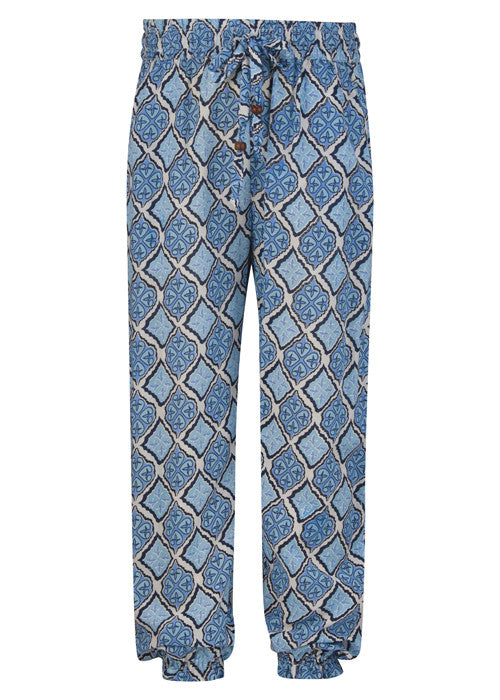 UV50+ Beach Pants- Moroccan