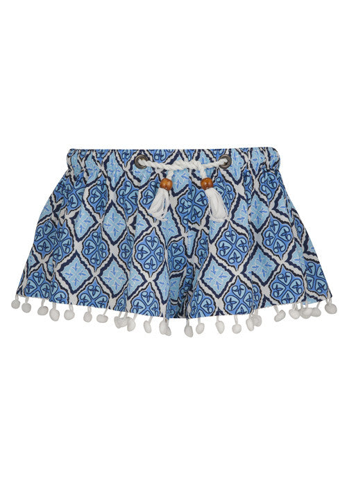 Moroccan Swim Shorts