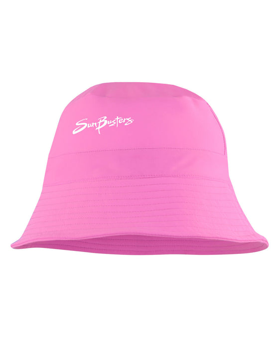 UV50+ Bucket Sun Hat-Flamingo