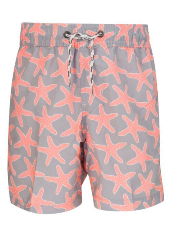 UV50+ Men's Starfish Boardie