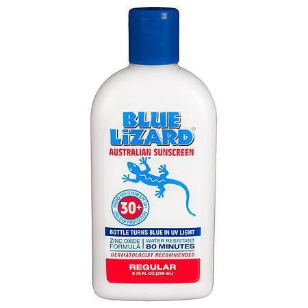 Blue Lizard Australian Sunscreen Regular 5 Oz Bottle