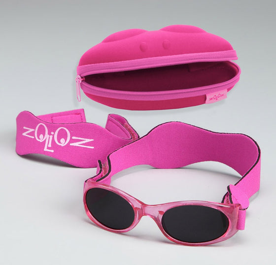 UV Sunglasses for Babies & Kids-Pink