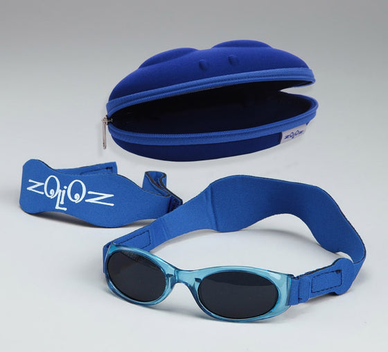 UV Sunglasses for Babies & Kids-Blue