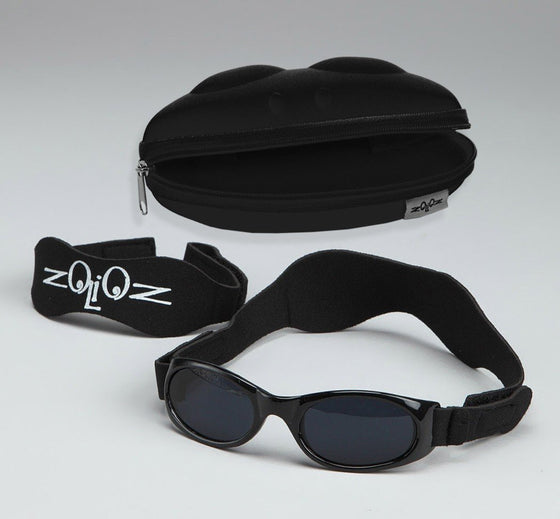 UV Sunglasses for Babies & Kids-Black