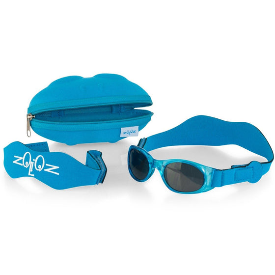 UV Sunglasses for Babies & Kids-Turquoise