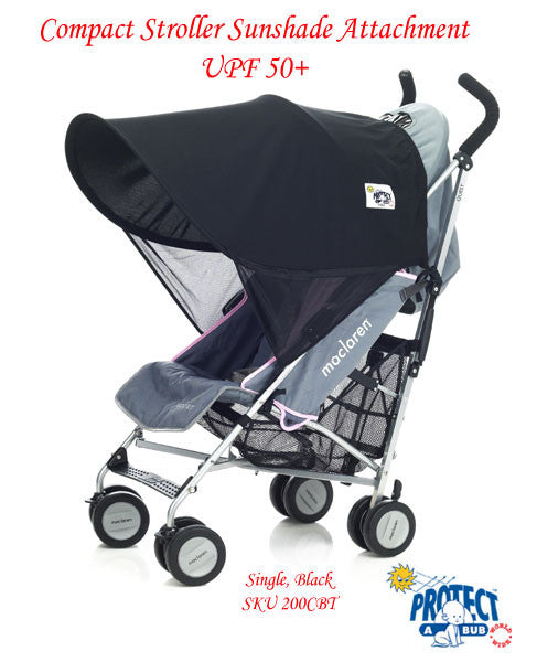 UV50+ Compact Stroller Sunshade Attachment
