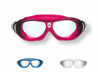 Aquasphere UV50+ Swim Mask for Kids