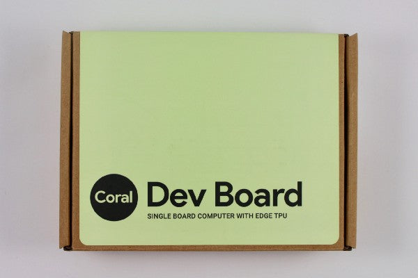 Google Coral Dev Board Developer Kit