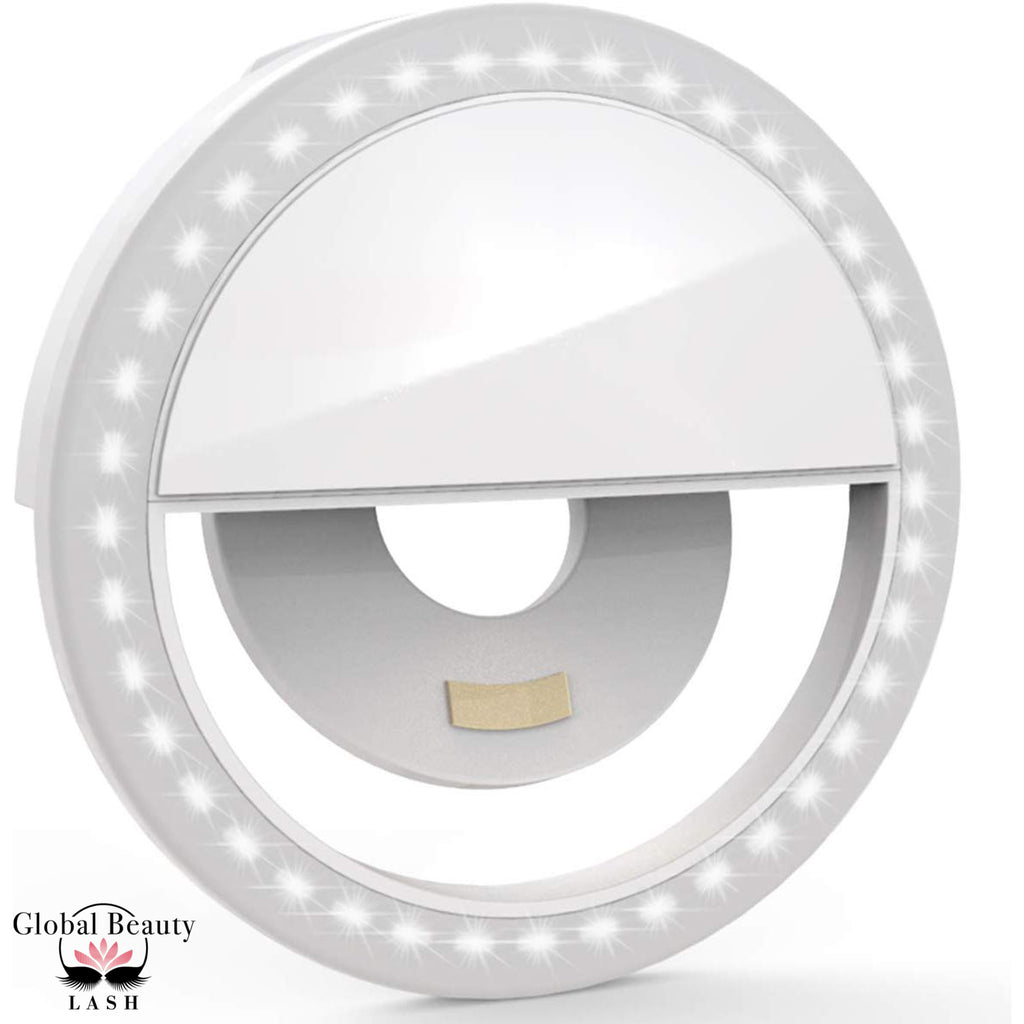 Clip-On Selfie Light Ring