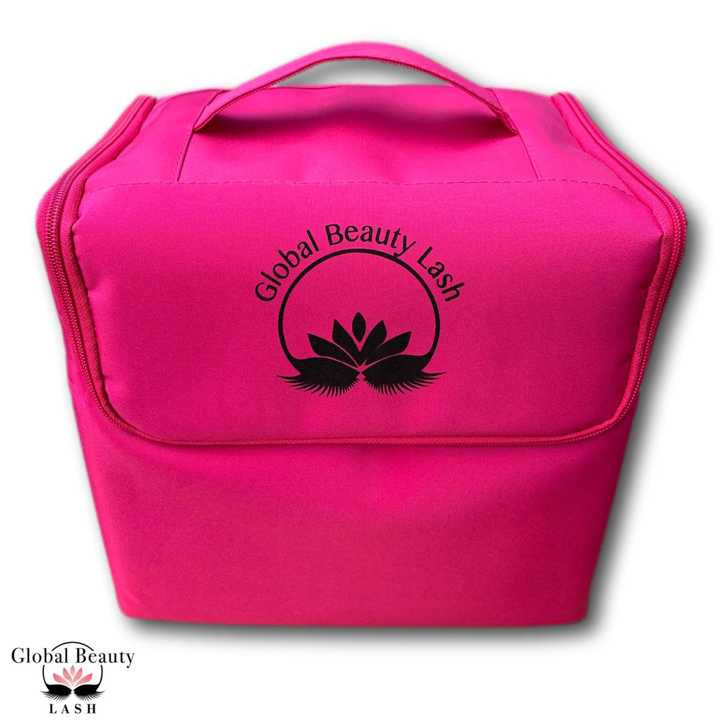 Fuchsia Pink Carrying Case