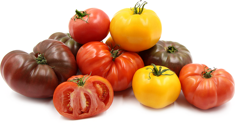 Tomatoes Heirlooms - Pound
