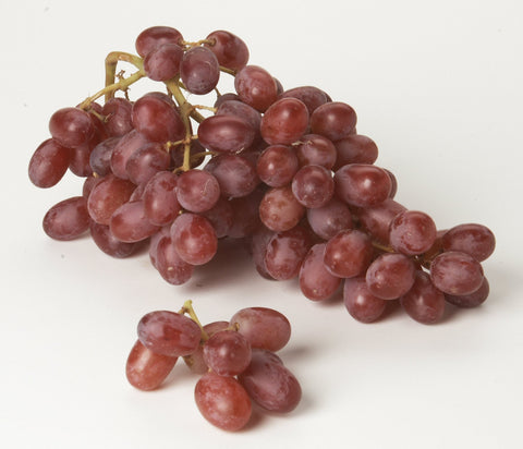 Red Seedless Grapes - lb.