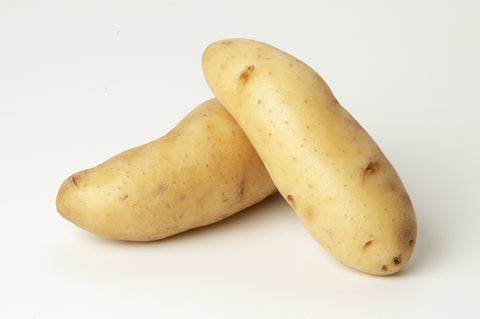 Potatoes Fingerling Yellow - Pound