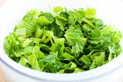 Romaine Chopped 2# - Each