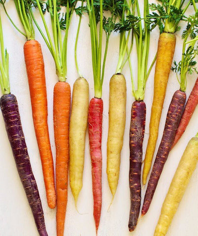 Carrots Rainbow - Pound