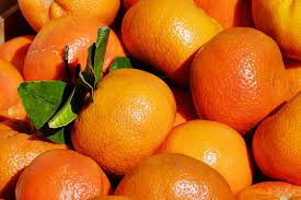 Case of Tangerines