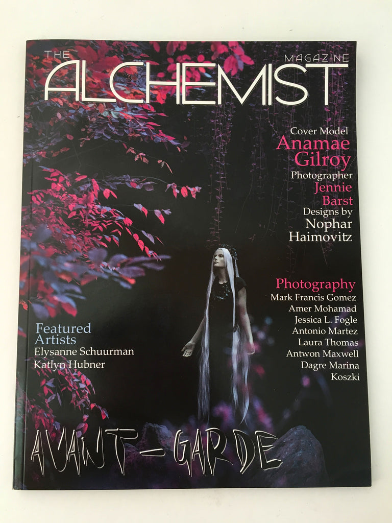 Alchemist Magazine - The Avant-Garde Issue