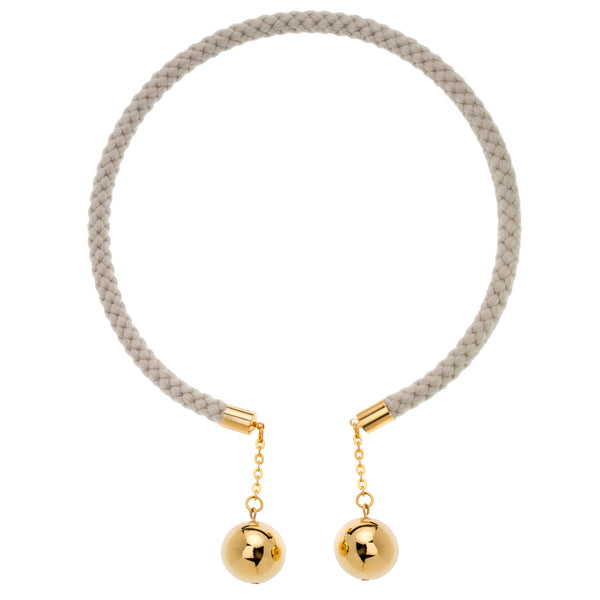 Astrid Cord Choker Necklace