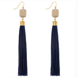 Celeste Tassel Earrings