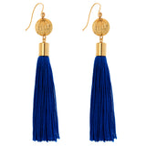 Halley Short Tassel Earrings