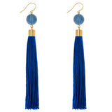 Maia Tassel Earrings