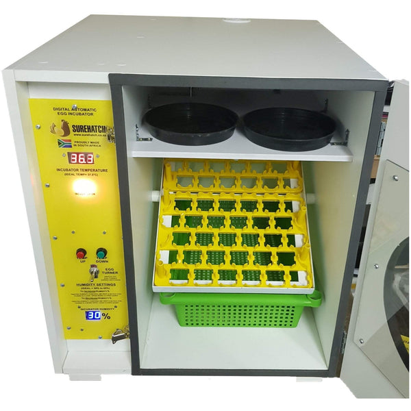 Egg Incubator Automatic 60 egg by Surehatch