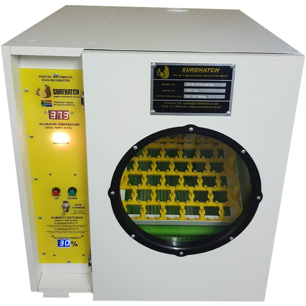 Egg Hatcher Automatic 60 eggs by Surehatch
