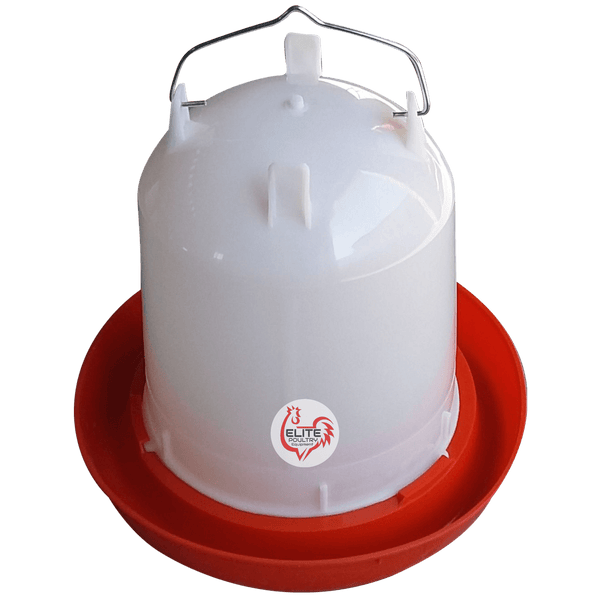 10 Litre Poultry Drinker Water Fount