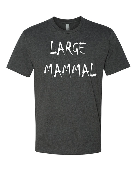 Iron Radio Large Mammal Shirt