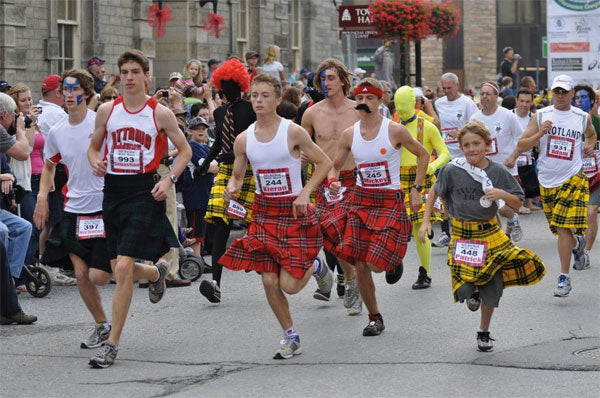 Topeka Strength Fest Kilted 5K