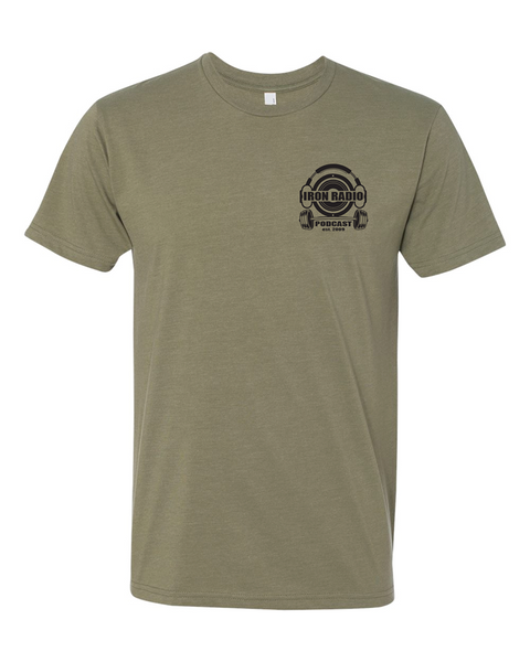 Iron Radio Gnarled Oak Tree Tee