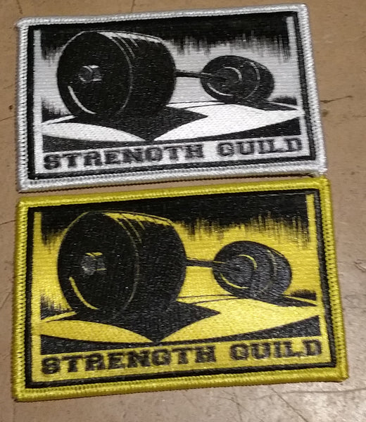 Strength Guild Patch