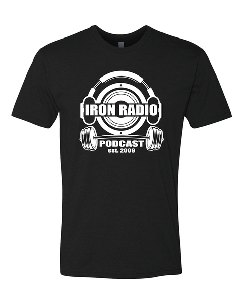 Iron Radio Supporter Tee / Tank