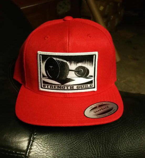 Red Ass Patch Hat
