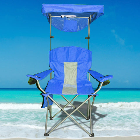 The Original Fan Chair - Blue