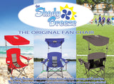 The Original Fan Chair - Red