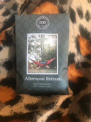 Afternoon Retreat Sachet